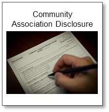 Community Assication Disclosure