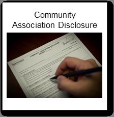 Community Assication Disclosure