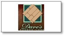 Daves Hardwood Floors Logo