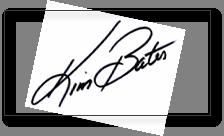 Kim Bates Logo