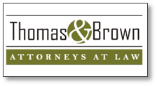 Thomas & Brown Logo
